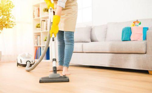 Giữ cho không gian thật sạch sẽ là biện pháp hạn chế mẩn ngứa hiệu quả