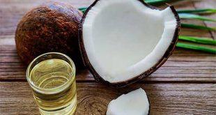 Dầu dừa chuyên dùng để dưỡng ẩm và tránh lây lan tốt