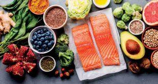 Chế độ ăn uống lành mạnh giúp cơ thể khỏe mạnh
